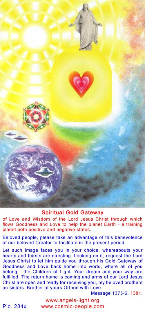 Spiritual Golden Gate