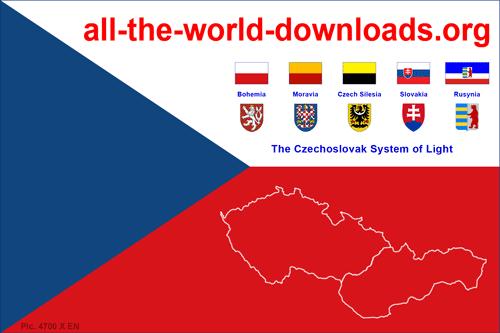 Vlajka národů odkud pochází světelný systém andele-nebe.cz